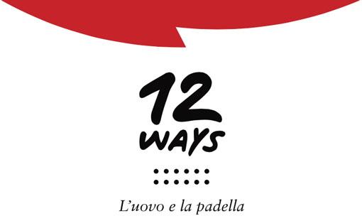 Ricettario - 12 ways - Paolo Parisi